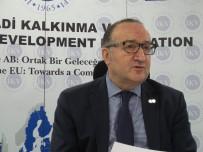 GÜMRÜK BIRLIĞI - Halkın Yüzde 78,9'U Türkiye'nin AB Üyeliği Hedefini Destekliyor
