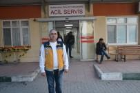 DIYABET - Hiç 'Of' Demedi Açıklaması Hastayı Sırtında 500 Metre Taşıdı