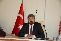 TAŞERON İŞÇİ - İl Genel Meclis Başkanı AK Parti'den 'Geçici İhraç' Edildi, Komisyon Üyelikleri Düşürüldü