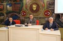 EYLEM PLANI - İl Genel Meclisi'nin Ocak Ayı Toplantıları Sona Erdi