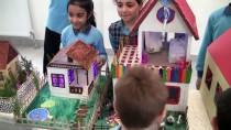 ÇARDAKLı - İlkokul Öğrencileri 'Müstakil' Hayallerini Makete Döktü