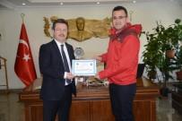 ENVER ÜNLÜ - İran Heyetine Tıbbi Müdahale Eden Teğmene Ödül