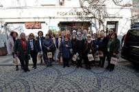 EDEBIYAT - Kadınlardan Başkan Demirağ'a Başarı Temennisi
