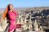 KAPADOKYA - Kapadokya'yı Aralık Ayında 121 Bin 44 Turist Ziyaret Etti