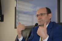 TAHSIN KURTBEYOĞLU - Kaymakam Kurtbeyoğlu'ndan Asayiş Değerlendirmesi