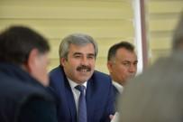 ERCIYES ÜNIVERSITESI - Kayseri'de Buzağı Ölümlerinin Azaltılması İçin Çalışmalar Başladı