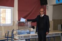 Kızıltepe Şoförler Odası Seçimi Yapıldı
