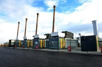 ELEKTRİK ENERJİSİ - Konya'da 2017'De Metan Gazından 44 Milyon Kilovatsaat Elektrik Üretildi