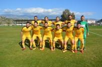 MEHMET KAYA - Korkuteli Belediyespor Play-Off'lara Kaldı