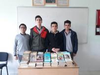 ÖĞRENCİ MECLİSİ - Köy Okullarına Kırtasiye Ve Giyecek Yardım Kampanyası