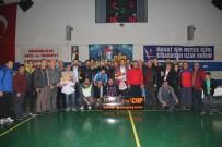 AHMET ÜNAL - Kurumlararası Futsal Kış Turnuvası Sona Erdi