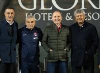 MUHARREM USTA - Lucescu'dan Süper Lig Takımlarına Ziyaret