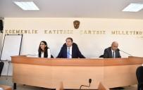 MALTEPE BELEDİYESİ - Maltepe Belediye Meclisi, 2018'İn İlk Toplantısını Gerçekleştirdi