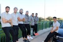 ALI ÖZTÜRK - Manisa BBSK'lı Futbolcular Hedefe Odaklandı