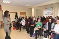 MEMDUH BÜYÜKKıLıÇ - MEL-MEK Kursiyerlerine 'Evlilik Öncesi Eğitim Semineri' Verildi