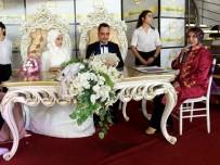 GÜNEY AFRIKA CUMHURIYETI - Meram'da 2017'De 2572 Nikah Kıyıldı