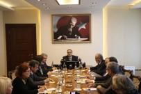 SERBEST BÖLGE - Mersin, Arap Ve Yemenli Heyetlere Ev Sahipliği Yapacak