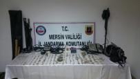 TARİHİ ESER KAÇAKÇILIĞI - Mersin'de Tarihi Eser Operasyonu