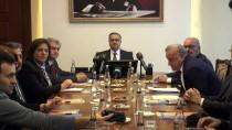 SERBEST BÖLGE - Mersin'de Türk-Arap Ekonomi Zirvesi Ve Türk-Yemen İş Forumu