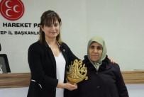 ÜLKÜCÜ - MHP Kadın Kollarının Yeni Yönetimi Toplandı