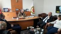 YIPRANMA PAYI - Milletvekili Ilıcalı'ya Yerel Basın Brifingi