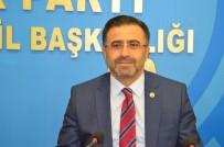 DEMİRYOLU PROJESİ - Milletvekili Ömer Ünal Açıklaması 'AK Parti Verdiği Sözleri Bir Bir Tutuyor'