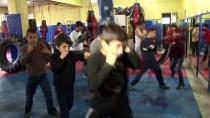 Muşlu Boksörler Şampiyonaya Hazırlanıyor