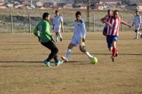 KAPADOKYA - Nevşehir 1.Amatör Ligde 9.Hafta Maçları Tamamlandı