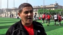 AMPUTE FUTBOL - (ÖZEL) Mısır'da Ampute Futbolcular Kendi Takımlarını Kurdu