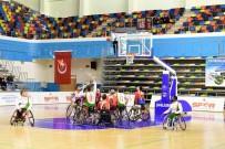 BASKETBOL TAKIMI - Şanlıurfa Engelliler Basketbol Takımı Potada Liderliğini Sürdürüyor