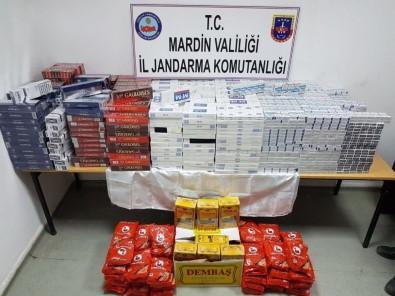 Savur'da Kaçakçılık Operasyonu
