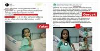 KARACİĞER HASTASI - Sosyal Medyada Alçak Algı Operasyonu