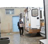 TIBBİ MALZEME - Suriye'deki Hastanelere Serum Yardımı