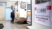 TIBBİ MALZEME - Suriyelilere İlaç Yardımı