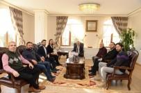 TGD'den Vali Özdemir'e Ziyaret