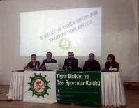 SU SPORLARI - Tigris Bisiklet Kulübü, 2018 Yılı Faaliyetlerini Tanıttı