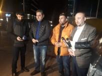BÜTÇE GÖRÜŞMELERİ - Tırla İstanbul'dan Yola Çıkan CHP'li Vekiller Ankara'ya Ulaştı