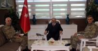 JANDARMA GENEL KOMUTANLIĞI - Tümgeneral Güney'den Vali Ustaoğlu'na Ziyaret