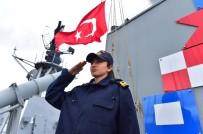 DENIZ KUVVETLERI KOMUTANLıĞı - Türk Savaş Gemisinin Perisi