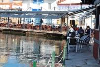 EDREMİT KÖRFEZİ - Türkiye'nin Doğusunda Kara Kış, Batısında İlkbahar