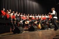 ZÜBEYDE HANıM - Türküler İle Yeni Yıl Konseri