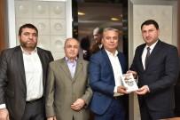 AHISKA - Uysal, Ahıska Türkler Birliğini Ağırladı