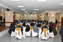 KEMAL ÇEBER - Vali Çeber Gazetecilerle Kahvaltıda Buluştu