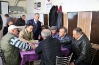 PİYADE ALBAY - Vali Sonel, Vatandaşlarla Bir Araya Geldi