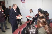 TEVEKKÜL - Vali Ustaoğlu, Lise Öğrencileriyle Bir Araya Geldi