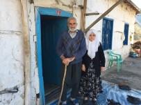 TAŞKALE - Yaşlı Çift Yardım Bekliyor