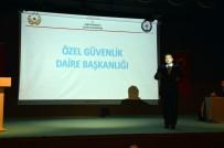 ÖZEL GÜVENLİK GÖREVLİSİ - Zübeyir Şahin Açıklaması 'Türkiye'de Özel Güvenlikçi Sayısı Polisten Fazla'