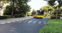 TAKSIM - 55 Ve 55T Otobüs Hatları İki Güzergahta Da Hizmet Verecek