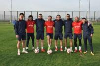 İBRAHIM ÇELIK - Afjet Afyonspor'un Antalya Kampı Devam Ediyor