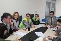 SAĞLIĞI MERKEZİ - Ağız Ve Diş Sağlığı Merkezi'nde 'Acil Durum Masa Başı' Tatbikatı